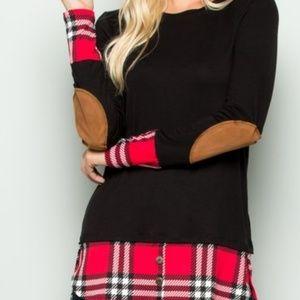 NWOT Boutique ladies tunic shirt
